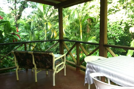 D'Auchamps Cottages: Tree Fern Cot - Fond Cani - Bungalow