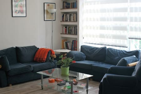 Private Room in Fabulous Apartment 100m from Beach - Tel Aviv-Yafo - Apartment