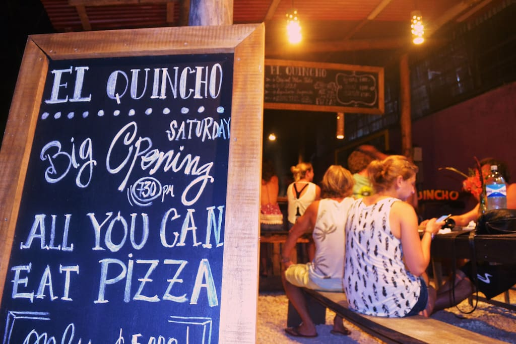 Dinner Specials and all you can eat Pizza Nights