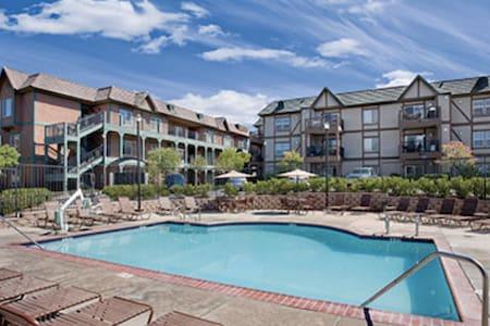Solvang, CA 2 BR Condo (Sleeps 6) - Condominium