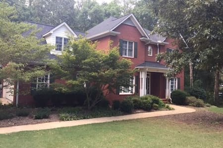 Athens-Oconee Family Friendly Neighborhood Home - Watkinsville - Haus
