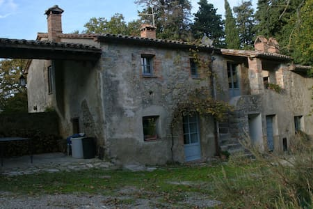 Toscana pittoresca: Case 1 - House