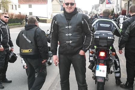 Wicki´s Biker Lodge - Pis