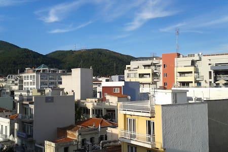Κεντρική γκαρσονιέρα - Xanthi - Apartment