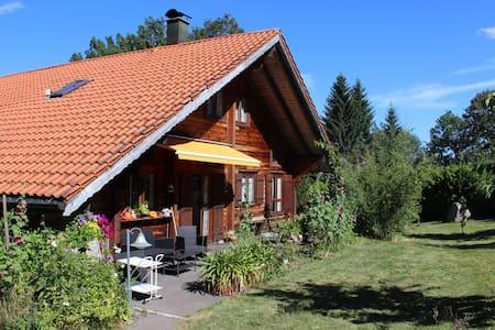 Romantic Artist retreat Black Forest / Schwarzwald - Rumah
