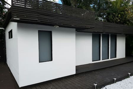 Beautiful modern Cabin - House