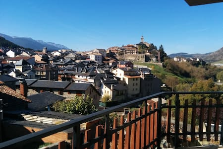 Apart. Sant Roc,Bellver de Cerdanya - Appartement