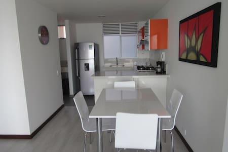 Apartamentos amoblados Poblado #1 - Medellín - Apartment