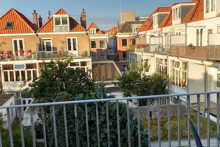 Spacious city centre apartment - Lejlighed