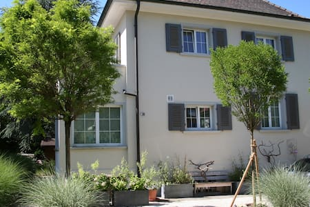 2nd top guestroom 10min from Basel - House