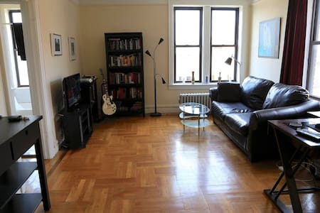 Sunny spacious 1-bd in great Brooklyn neighborhood - Brooklyn - Appartement