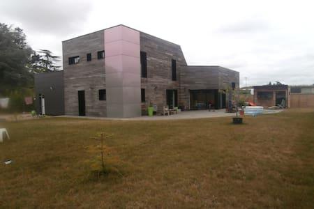 Maison en bois - Talo