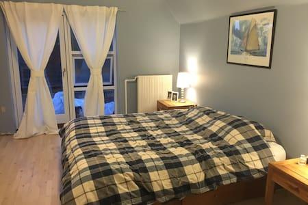 Overnight stay in rural Denmark - House