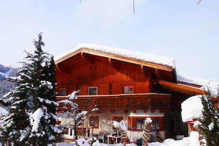 Ferien in den Salzburger Bergen - Appartement