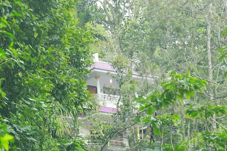 Amidst a Home In a 3 acre Plantation and Farm - Periyar