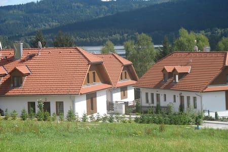 Familie woning, landelijk aan lipno - Stuga