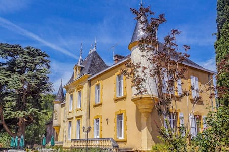 CHATEAU MONTEIL West Wing 2 Bedrooms - Calviac-en-Périgord - Bed & Breakfast