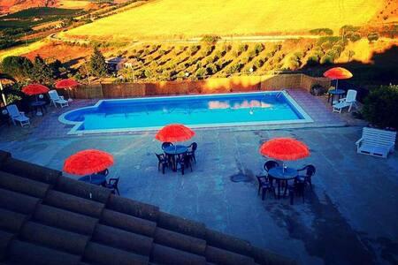 Villa con piscina vicino scopello - Calatafimi