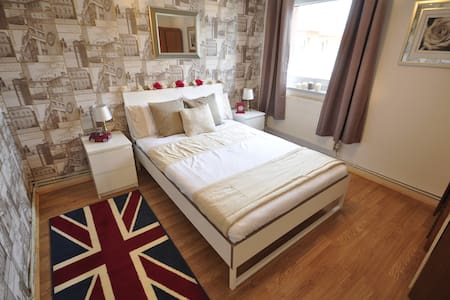 Charming dbl room in Mile End(STC3)
