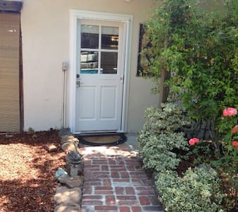 Private Garden Cottage - Menlo Park - House