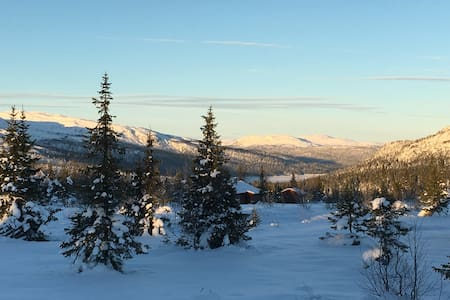 Synnfjell - Mountain Cabin - SYNNFJELL  SPÅTIND