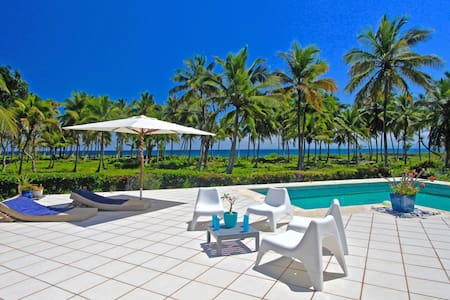 Villa Talanquera, ocean, sleeps 11 - Villa