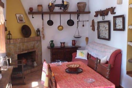 Casa rural en Riogordo - Riogordo - Casa