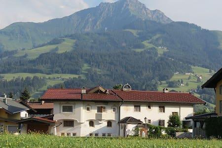 Landhaus Florian-Residenz Kitzbühel - Sankt Johann in Tirol - Lakás