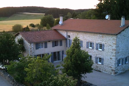 Le Bastidon de Villenuve - Bed and Breakfast - Saint-Pierre-du-Champ