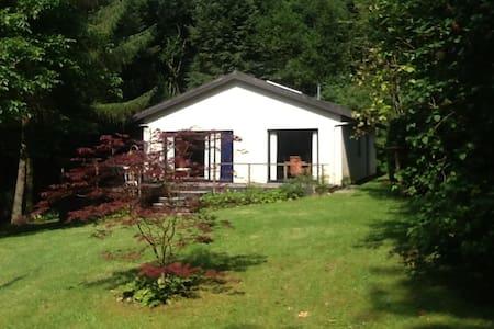 Vrijstaand chalet in rustige, bosrijke omgeving - La Roche-en-Ardenne - Bungalo