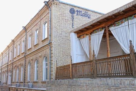 Hotel Malika-Bukhara - Bukhara - Casa