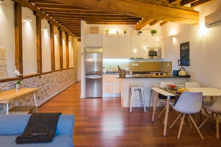 Brand new - Curtidores Apartment - Toledo