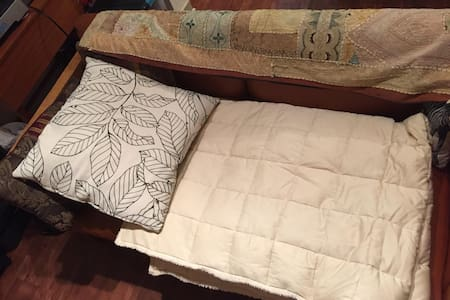 Super Comfy Queen Air Matress or couch (as avail) - Austin - Apartment