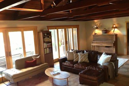 Freestone Farm: Beautiful Sonoma Wine Country Home - Ház