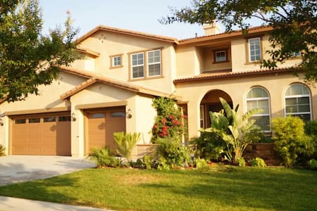 5bed/3.5bath Huge&Comfortable house in safe area! - Rancho Cucamonga - Σπίτι