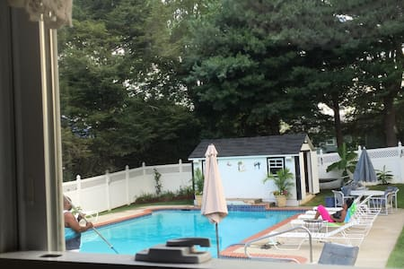 Large room and large full bath - Ellicott City - Casa