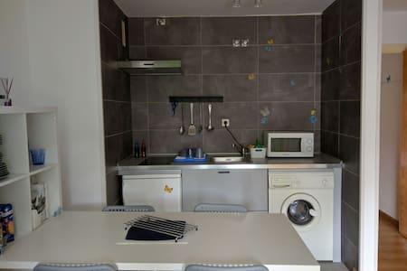 Apartamento orientación Oroel - Jaca - Wohnung