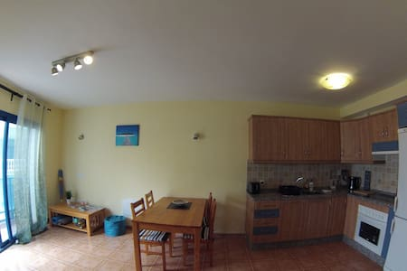 Cotillo 2 bedrooms apartment with sea views - Wohnung