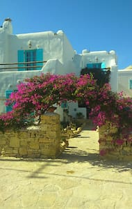 Traditional villa in Koufonisia - Koufonisia - Willa