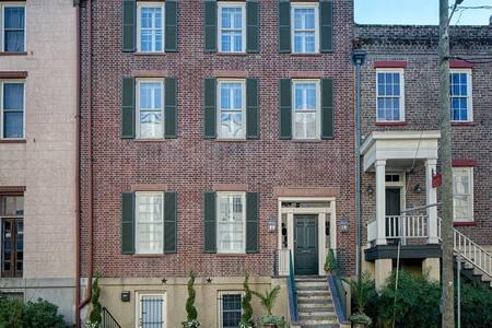 STUNNING/ 1822/ 4BR /BEST LOCATION - Savannah