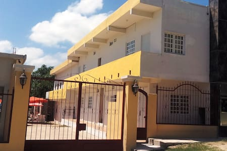 Bed & Breakfast_Hab-107 Doble (standar):Max 2 - Palenque