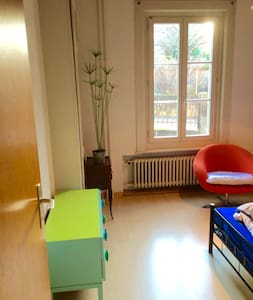 Simple & cosy room