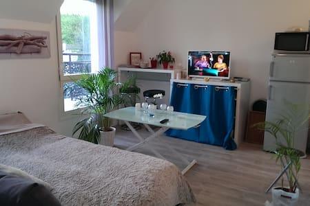 studio bleu turquoise - Orly