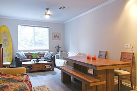 Private, nice new bed/bath by Silicon Beach&Venice - Apartamento