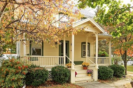 Charming 3BR house near Main St & Hiking Trails - 단독주택