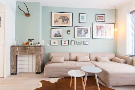 Cozy apartment with garden near Rdam CS - Appartamento