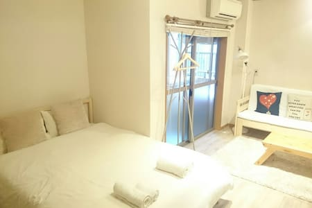 Osaka/Umeda 2min by train! 3ppl!mWiFi! - Appartement