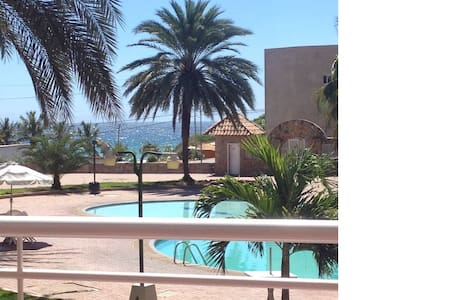 Apartamento 7pax  frente a playa Isla Margarita - Guarame - Apartamento