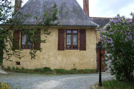 Chambre au calme - Huis