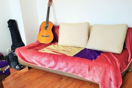 Zweete Zweiraum-Wohnung Nähe Kieler Förde! - Lägenhet
